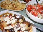 Vegerra Taverna Food