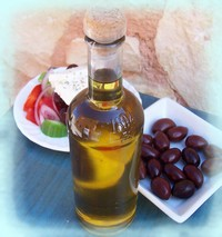 Olive Oil for the Cretan Diet
