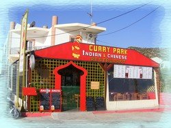 Indian Restaurant in Stalis