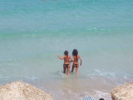 Hotel Long beach nudist