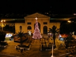 Chania at night, New Year's Eve before the crowds arrive
