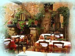 Ela Restaurant Inside