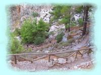 Gorge of Agia Irini
