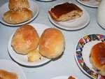 Keramos Hotel Meze Breakfast