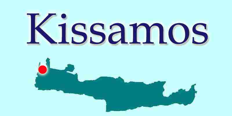 Kissamos Crete Location