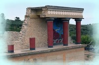 Minoan Palace at Knossos