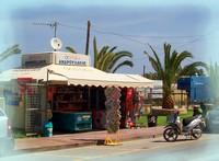 A Peripteros in Crete