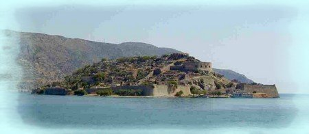 Spinalonga Island